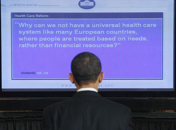 Una pregunta para Obama y una opinión sobre la Directiva Europea Bolkestein
