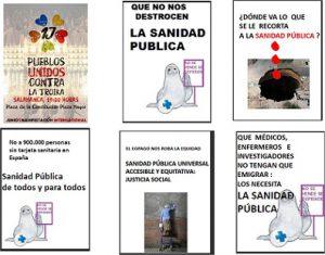 En defensa de la sanidad pública